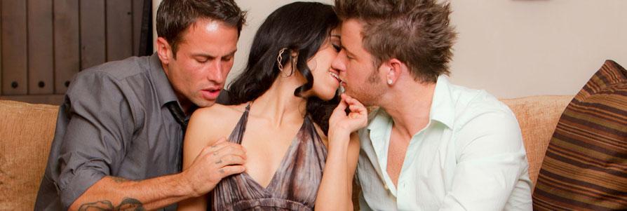 Threesome sex dating